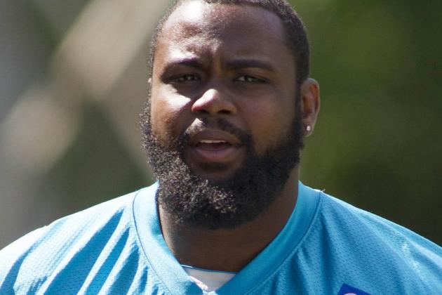 Garry Williams' Knee Injury Has Panthers Coach Ron Rivera Pessimistic