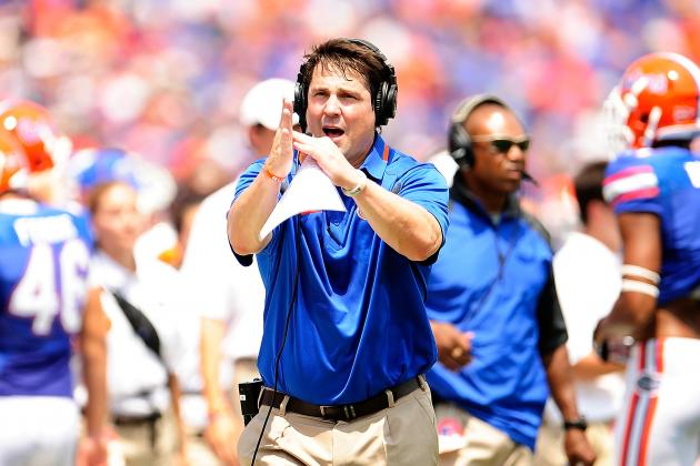 Adjustments Will Muschamp Must Make to His Game Plan