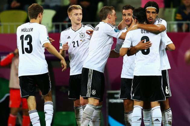 Faroe Islands vs. Germany: Date, Time, Live Stream, TV Info and Preview
