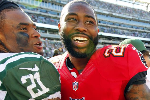 Bucs' Revis Has Unhappy Homecoming