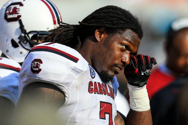 Jadeveon Clowney Is Frustrated, but This Attention Comes with the Territory