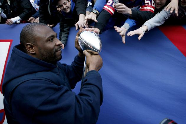Giants to Work out Brandon Jacobs, Other RBs
