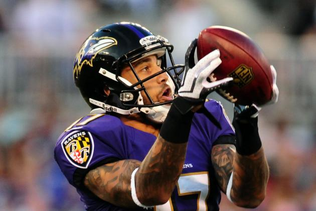 Tandon Doss Rejoining Ravens, Sources Says