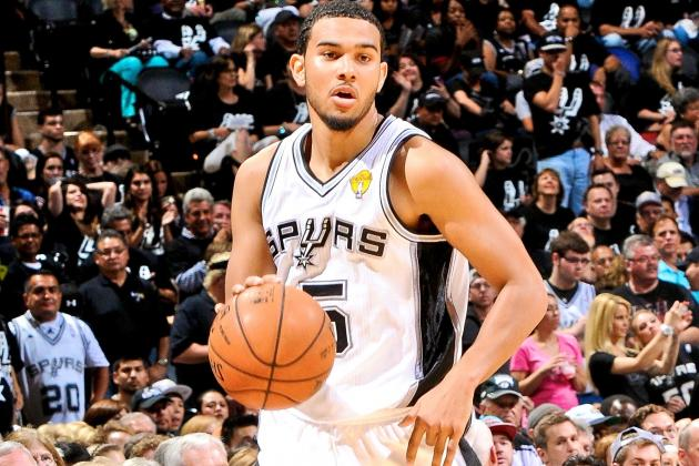 Everything You Need to Know About San Antonio Spurs X-Factor Cory Joseph