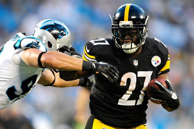 How Much Can Jonathan Dwyer Really Help Depleted Steelers Backfield?
