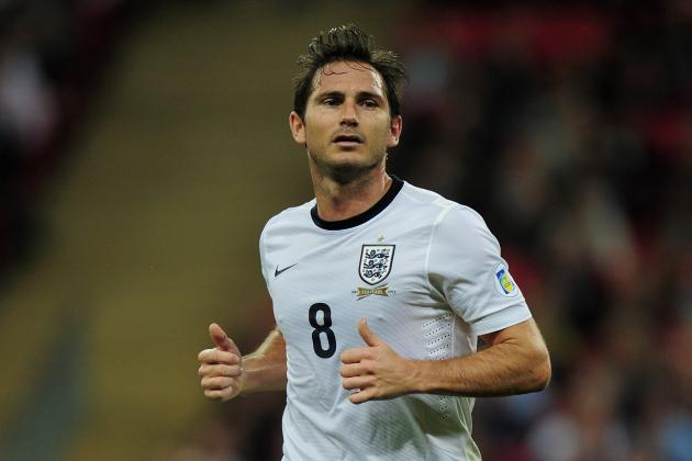 No England Player Deserves the 100-Cap Landmark More Than Frank Lampard
