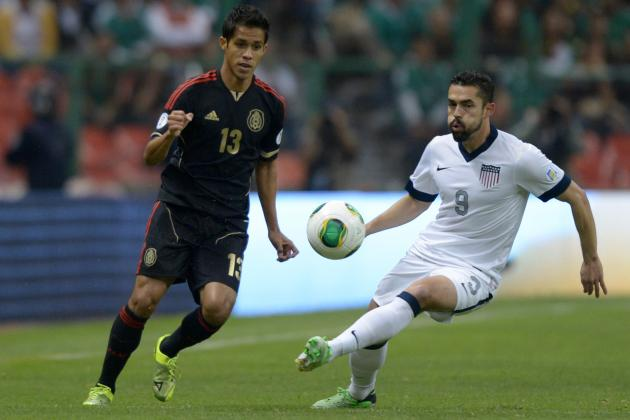 USA vs. Mexico: Date, Time, Live Stream, TV Info and Preview