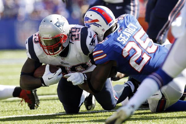 Searcy Sets the Tone for Bills' Defense
