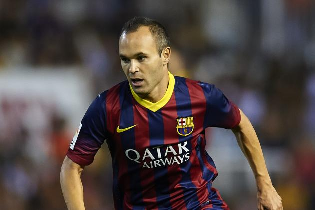 Barcelona Are Right to Tie Down Unique Andres Iniesta on a Long-Term Deal