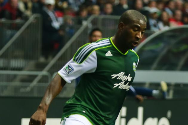 Report: Toronto FC Acquire Striker Bright Dike from Timbers for Max Urruti