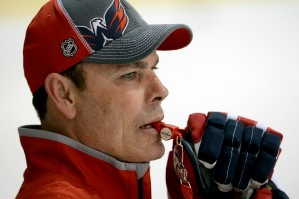 Adam Oates Doesn't Want a Fighting 'Rodeo' in Caps-Flyers Rookie Game