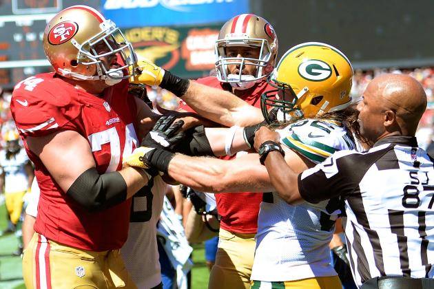 NFL Referee Bill Leavy Admits to Blown Call During Packers vs. 49ers