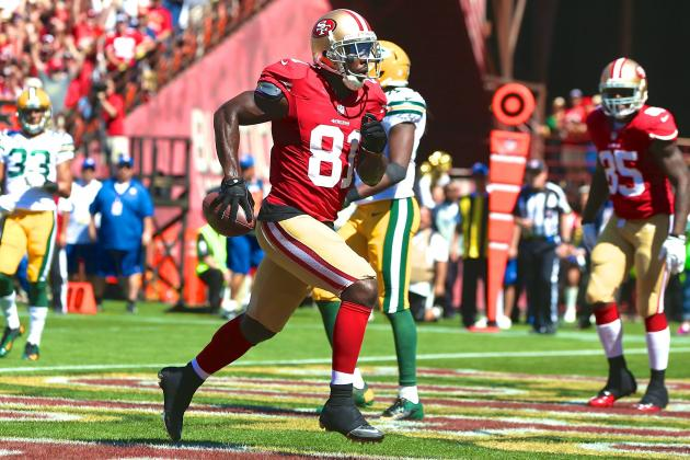 Anquan Boldin's Updated Fantasy Value and Advice for Owners of 49ers Star