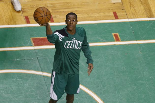 Ainge 'Not Sure' When Rondo Will Be Ready