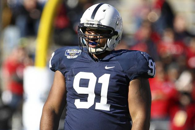 DaQuan Jones' Dominance Continues as He Anchors Penn State's Defense