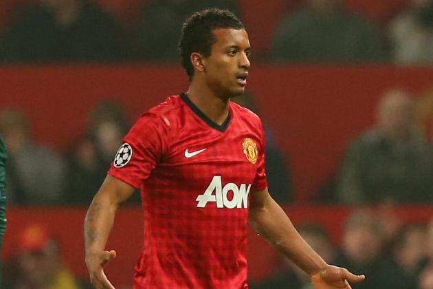 Moyes Convinced Me to Stay at United: Nani