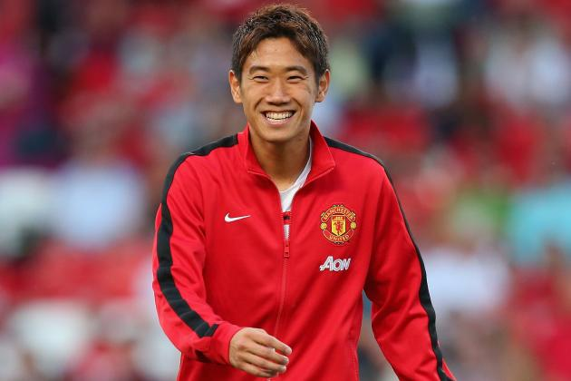 The Disappearing Shinji Kagawa by Richard Jolly