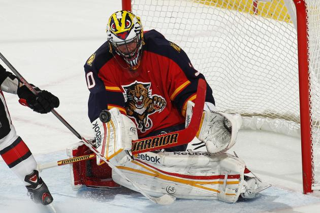Panthers' Clemmensen Could Miss Three Weeks After Knee Surgery