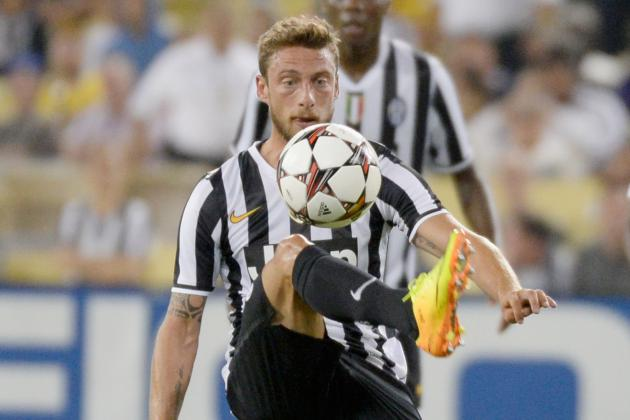 Marchisio Confident Ahead of Inter Clash