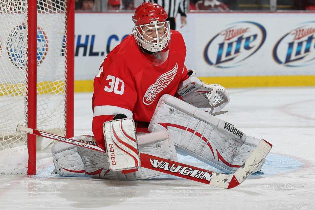 Red Wings Hire Osgood as TV Studio Analyst