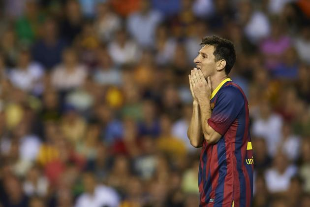 Barca to Ask AFA to Release Messi