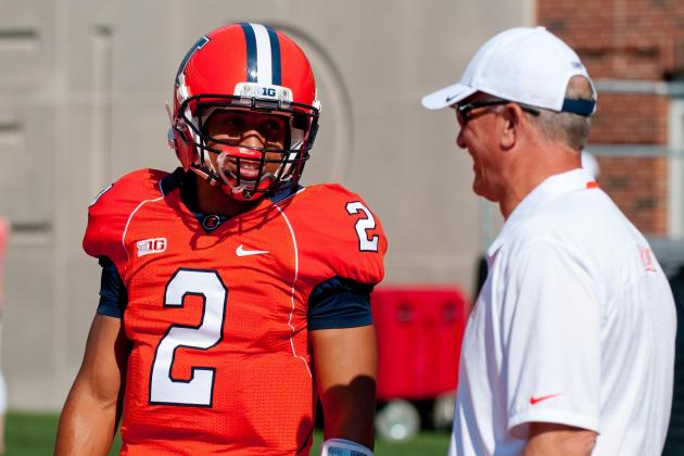 Has Tim Beckman's Hire of Bill Cubit Resurrected Illini Football?