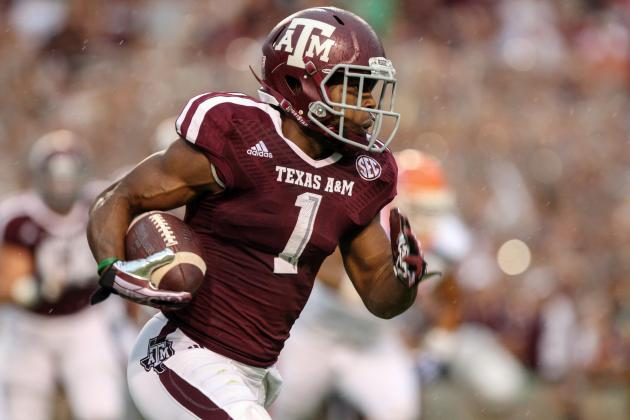 Who Will Texas A&M Rely On vs. Alabama Other Than Johnny Manziel?