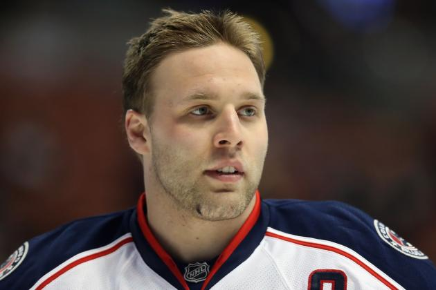 Blue Jackets Looking for 'Right Guy' to Be Captain
