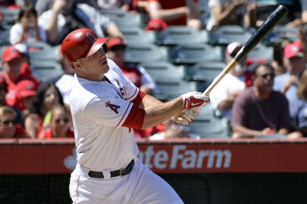 Trout's Sophomore Season May Be Best Ever