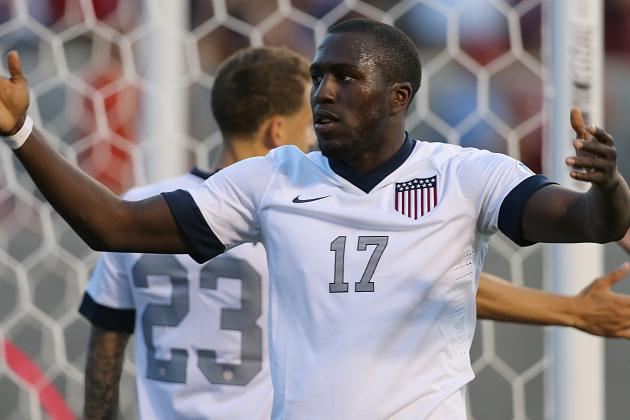 Analyzing Jozy Altidore's Importance to the USMNT