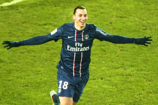 How Zlatan Ibrahimovic Can Get Even Better at PSG