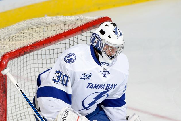 Well-Traveled Goalie Ben Bishop Could Be Starter for Tampa Bay Lightning