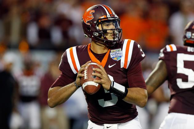 College Football Picks: Virginia Tech Hokies at East Carolina Pirates Odds