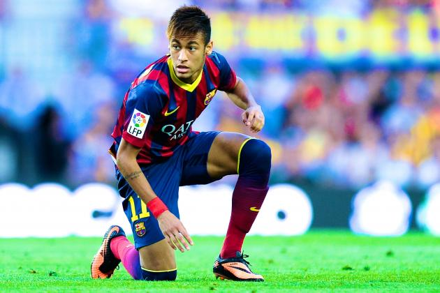 Barcelona 'Joked' About Using Real Madrid to Pay Neymar's Medical Bill
