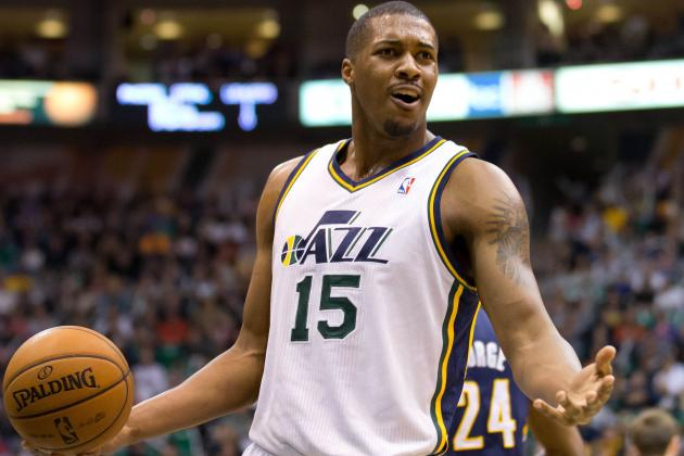 Is Gordon Hayward or Derrick Favors More Critical to Utah Jazz Future?