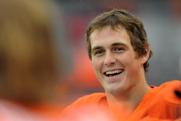 Oregon State QB Sean Mannion Quietly off to a Hot Start