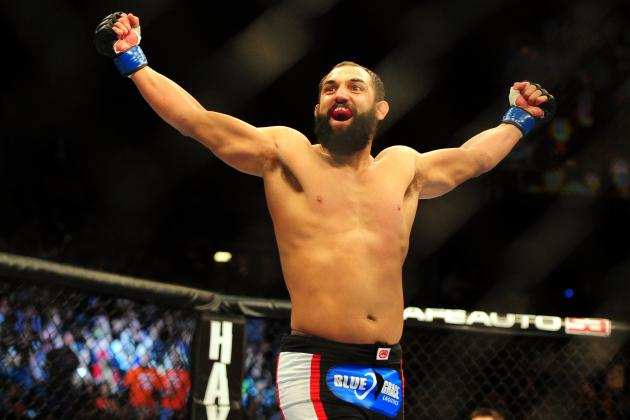 Johny Hendricks' Manager: GSP Turned Down WADA Drug Testing
