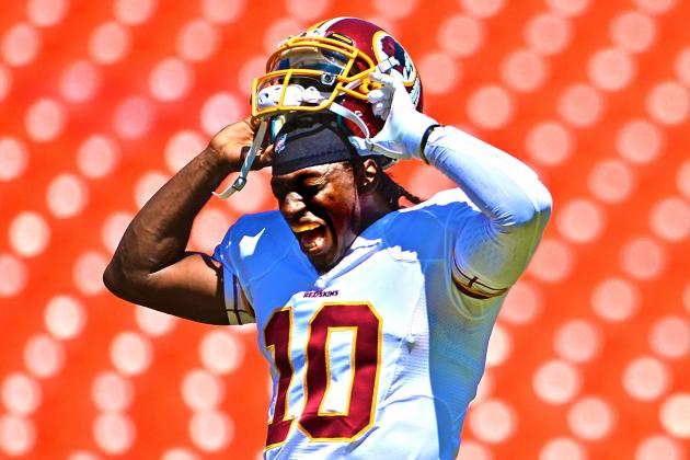 Eagles vs Redskins: What to Expect from RG3 on Monday Night Football