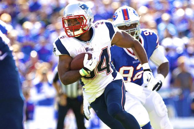 Shane Vereen Injury: Updates on Patriots RB's Wrist Surgery, Likely Return Date