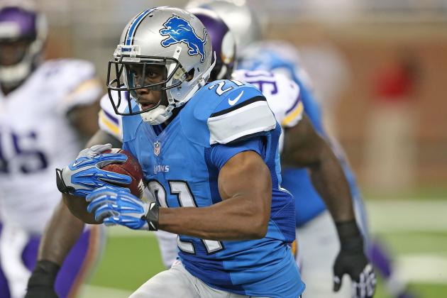 Why Reggie Bush Is Already Proving to Be Dynamic Offseason Addition