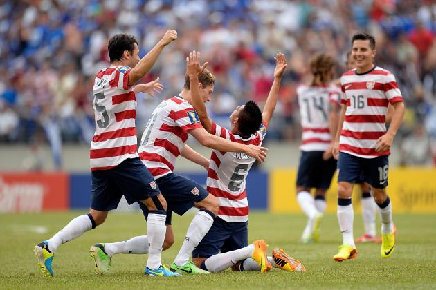 USA vs. Mexico: American Players to Watch for in Vital 2014 World Cup Qualifier