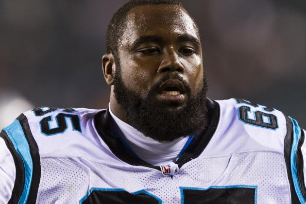 Panthers Lose Garry Williams to Knee Injury