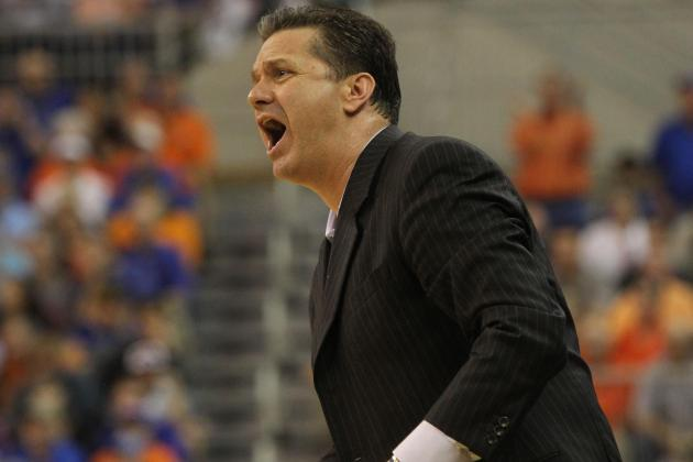 Calipari Using UK's Alumni Charity Game as a Recruiting Tool