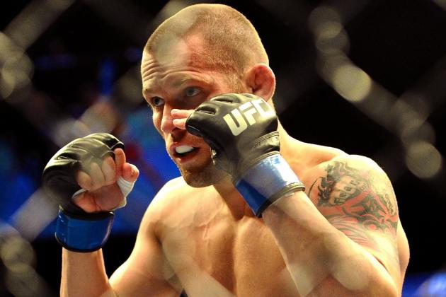 UFC Featherweight Matt Grice in Serious Condition Following Car Accident