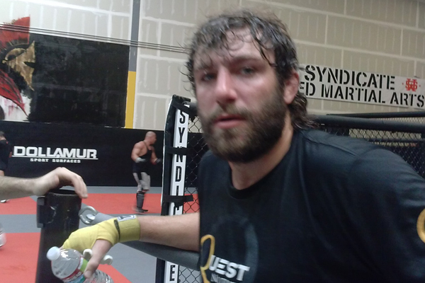 Michael Chiesa: 'My Road Back Starts with Colton Smith'