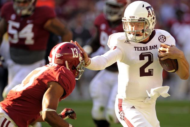 Alabama vs. Texas A&M: TV Info, Spread, Injury Updates, Game Time and More