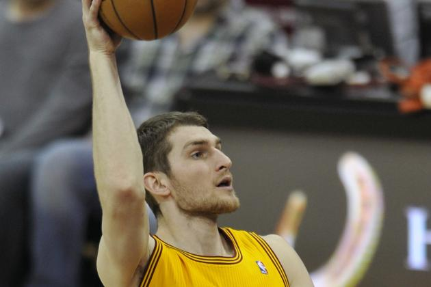 Zeller Will Still Play an Important Role on Cavaliers