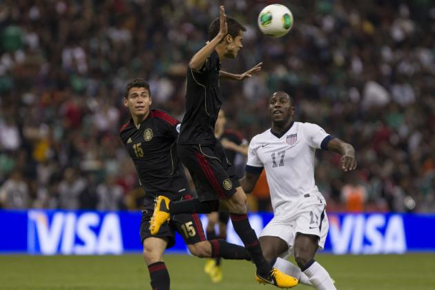 USA vs. Mexico: Viewing Info and Preview for Key World Cup Qualifier
