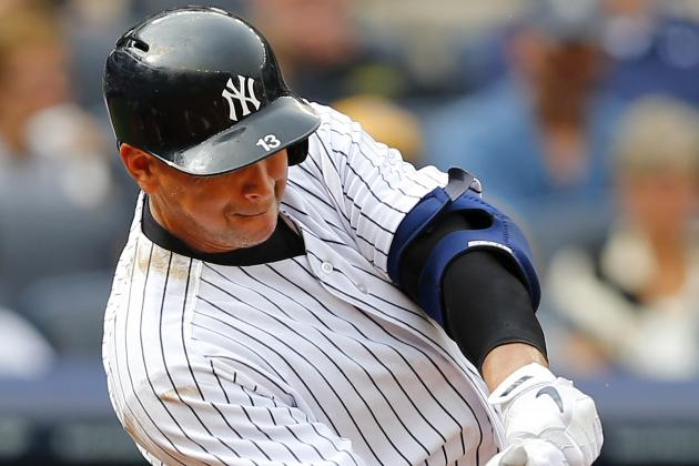 A-Rod Hitting 2nd Monday in Opener vs. Orioles