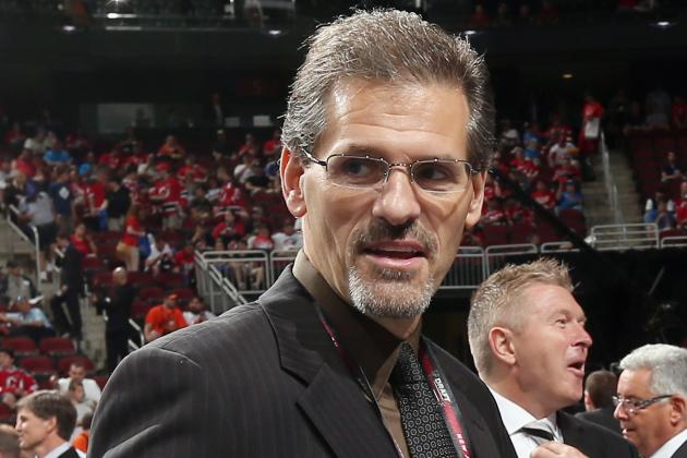 Hextall: Flyers' Goalie Competition 'a Good Thing'
